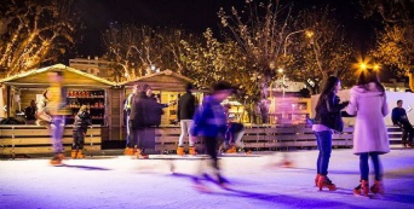 Village, patinoire et animations de Noël  | Cannes