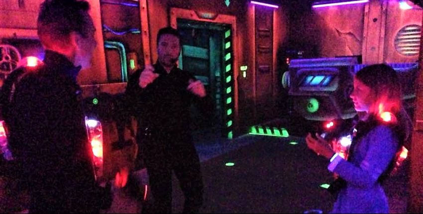 laser maxx Cannes