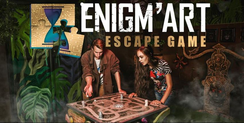escape game Mougins