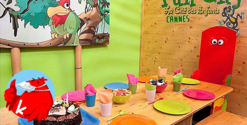 Un anniversaire dans la Jungle de FUN CITY